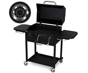 Broil-Master Charcoal bbq