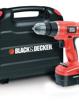 Black-Decker-EPC12CAK-12V-NiCd-Cordless-DrillDriver-in-Kitbox-0